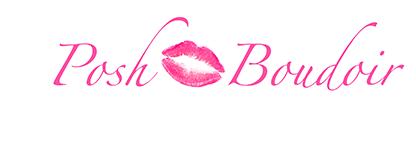 Posh Boudoir   | Charlotte NC Photographer logo